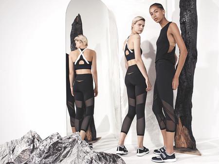 Oysho se inspira en el mundo oriental para presentar su última colección deportiva Ohanami Gymwear