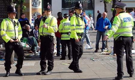 Policía de Manchester