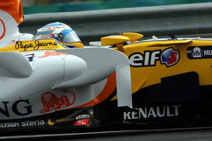 Alonso o no hay más cera que la que arde...