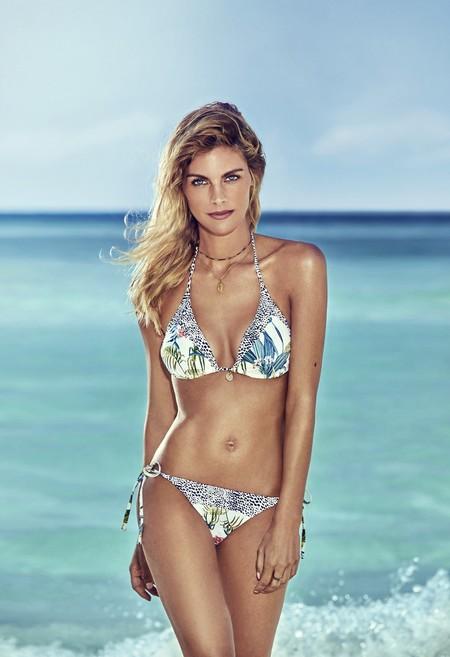 Women Secret Amaia Salamanca Campana Bikini O Banador 5
