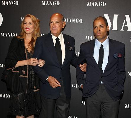 Mónica Cruz y demás famosas en la fiesta Mango en Barcelona