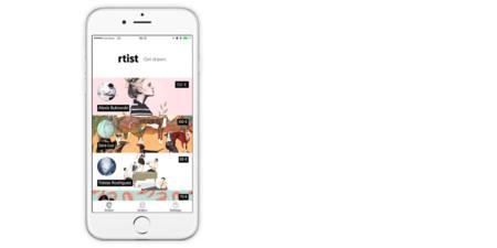rtist: la app que te lleva a la galeria de arte y te convierte en mecenas al mismo tiempo