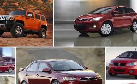 Autos que hace 10 años existían y ahora sólo viven en el recuerdo