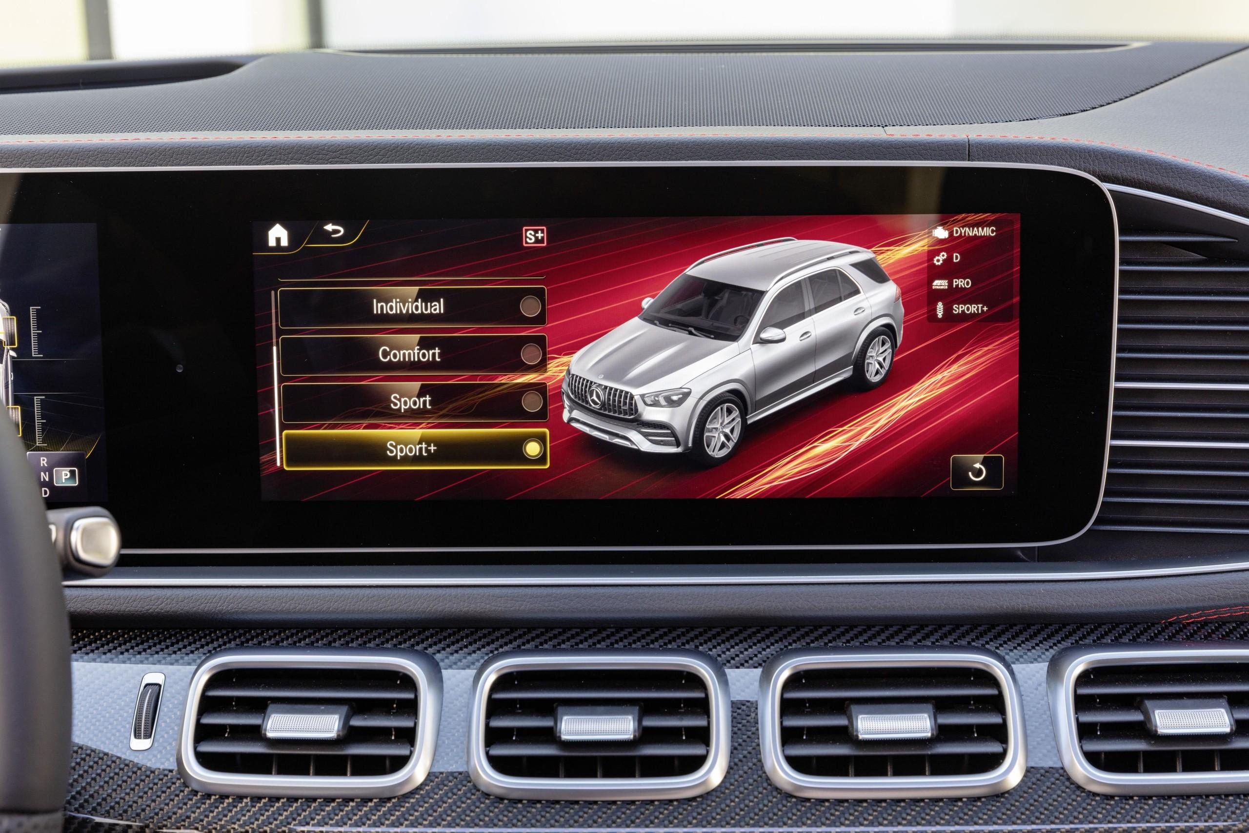 Foto de Mercedes-AMG GLE 53 4MATIC (8/11)