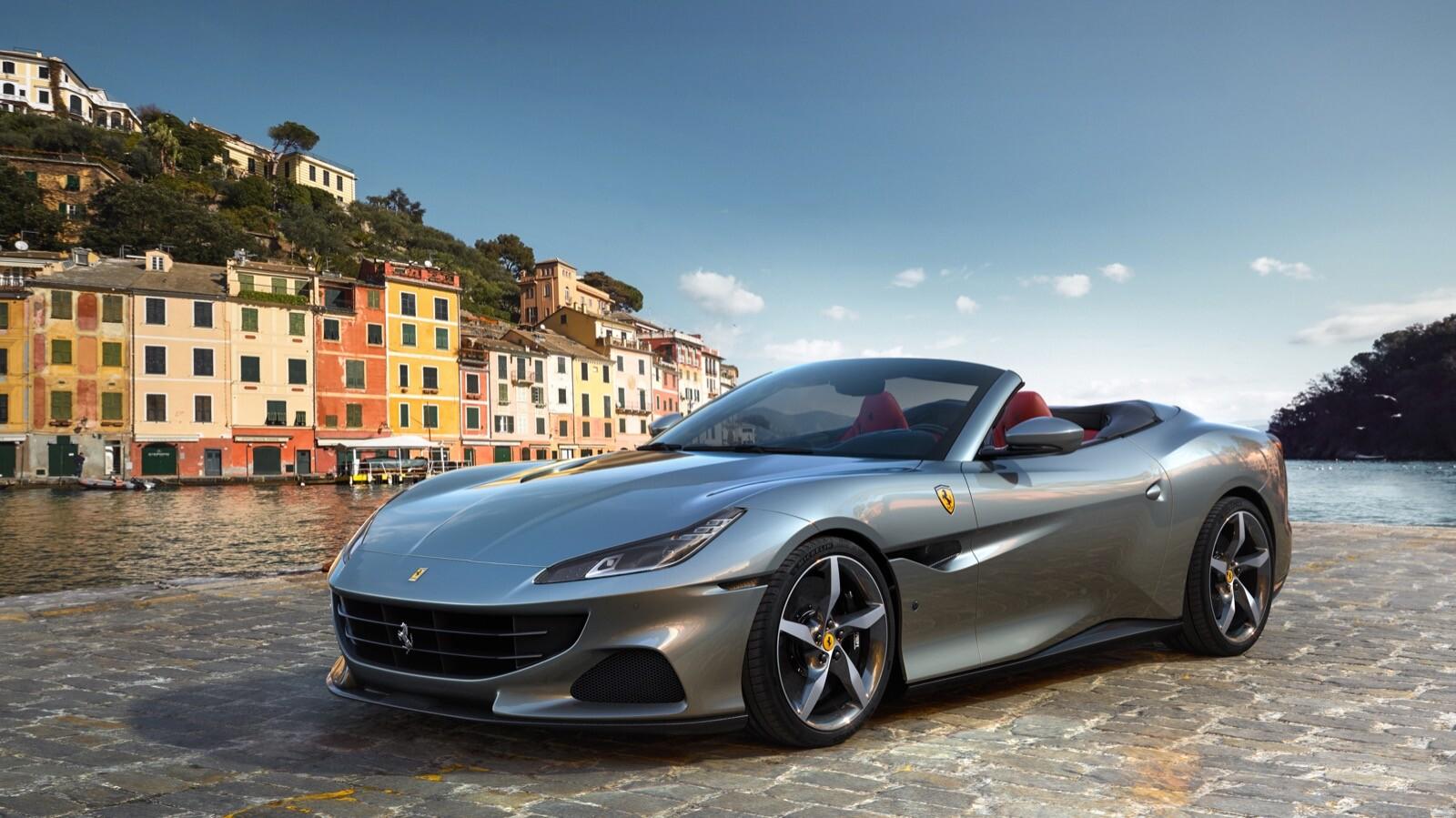 Foto de Ferrari Portofino M (1/4)