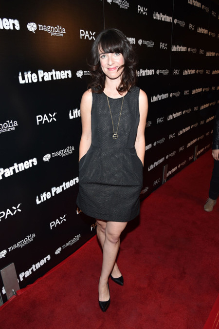 Susanna Fogel Life Partners 2014