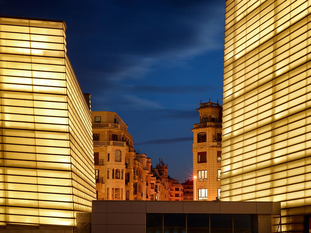 El Kursaal cumple 20 años como el auditorio emblemático de Donostia-San Sebastián