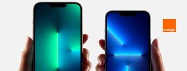 Precios iPhone 13, 13 Mini, 13 Pro y 13 Pro Max con pago a plazos y tarifas Orange