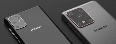 El Samsung Galaxy S11 vuelve a mostrar su gigante módulo para la cámara en nuevos renders