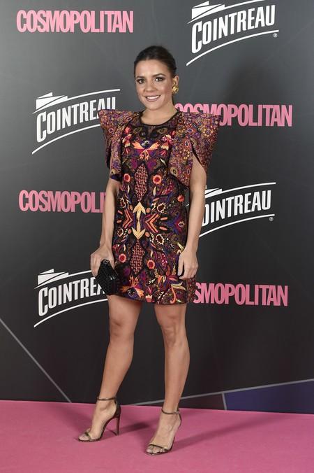 premios cosmopolitan 2017 alfombra roja look estilismo outfit Paula Ordovas