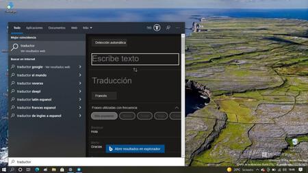 Así puedes traducir palabras o frases en Windows 10, sin aplicaciones de terceros y con sólo un click de ratón