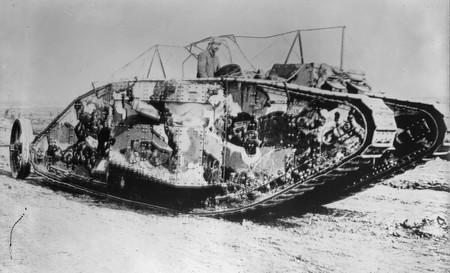 Mark I Series Tank