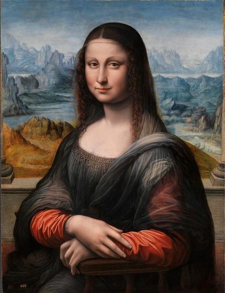Mona Lisa del Prado