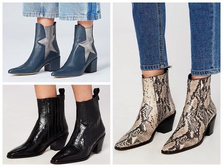Más Botines El Son Calzado Los Deseado27 Modelos Cowboy SMpjUGzVLq