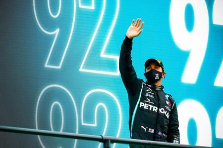 Hamilton da positivo por coronavirus y se perderá el Gran Premio de Sakhir