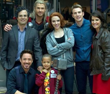Save the Children se alía con Marvel para buscar héroes auténticos, de los que piensan en los demás