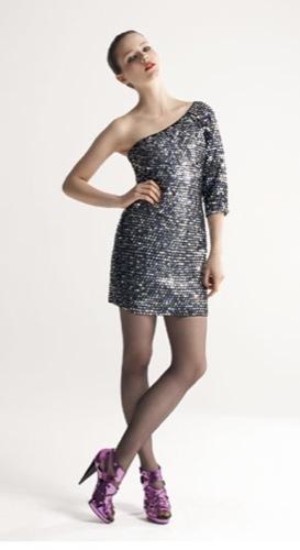 Vestidos de Navidad por TopShop. Cuatro estilos y un sinfín de looks a combinar, manhattan dolls vestido