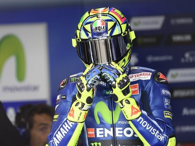 """Valentino Rossi: """"Yamaha tiene que traer más novedades, aunque corramos el riesgo de cometer un error"""""""