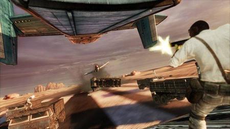 E3 2011: 'Uncharted 3: La traición de Drake', brutal vídeo in-game de casi 7 minutos