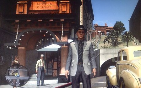 Angels Flight en L.A. Noire