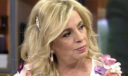 ¡Bombazo! Carmen Borrego planea su próxima exclusiva rajando sobre Jorge Javier Vázquez