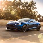 ¡Por la puerta grande! La plataforma VH de Aston Martin se despide con el nuevo Vanquish S 2018