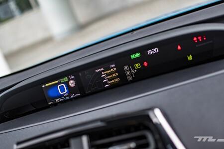 Toyota Prius Plug In 2021 Prueba 036
