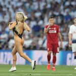 4 millones de dólares: lo que ha generado Kinsey Wolanski en publicidad saltando al campo en la Champions