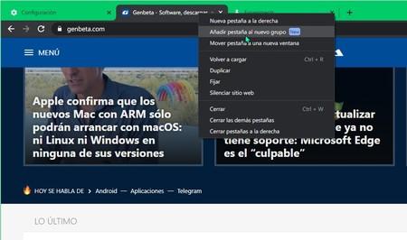 Chrome Nuevas Funciones