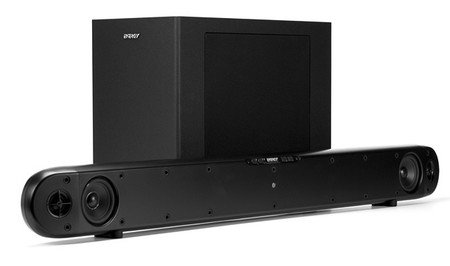 Energy Connoisseur CS-30, barra de sonido con subwoofer inalámbrico para tu smart TV
