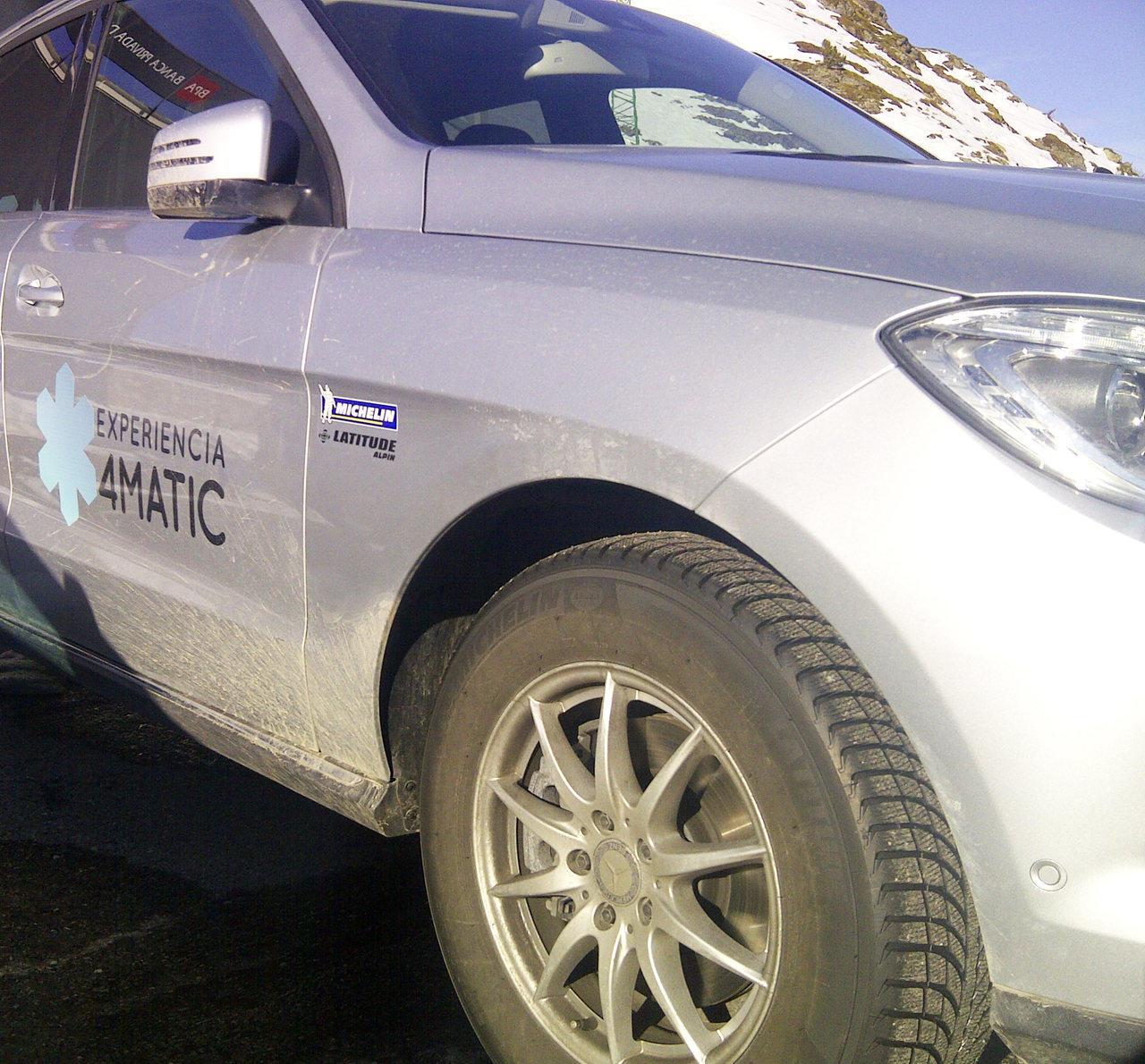 Foto de Michelin Pilot Alpin y Michelin Latitude Alpin (fotos oficiales) (11/18)