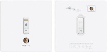 OS X Lion ya está disponible en forma de memoria USB