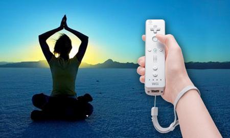 ¿Un videojuego sobre Yoga? En Wii es posible