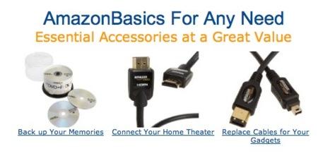 AmazonBasics, la marca blanca de Amazon