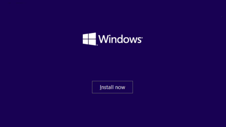 Win10 Clean Install