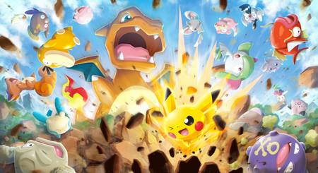 Pokémon Rumble Rush aterriza en la App Store y se puede descargar gratis para dispositivos iOS