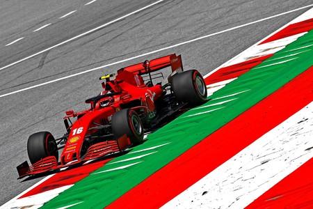 Leclerc Estiria F1 2020 2