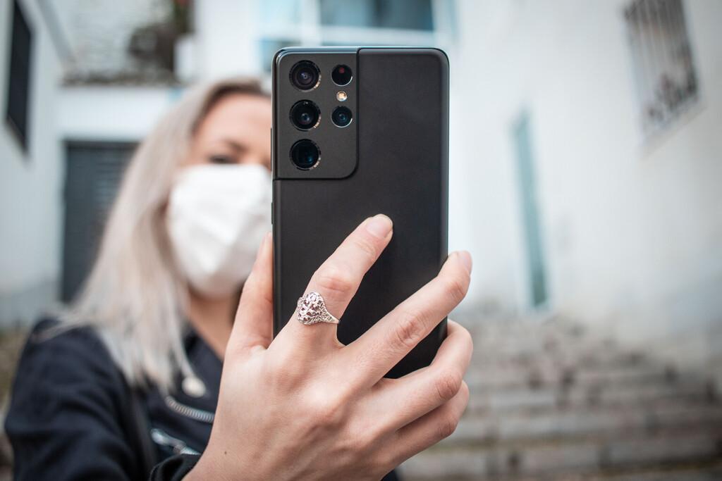 Samsung Galaxy S21 Ultra: enfrentamos la versión Exynos con la versión Qualcomm