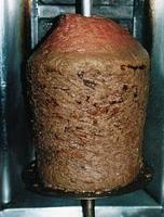 Carne de kebab descompuesta hallada en Alemania