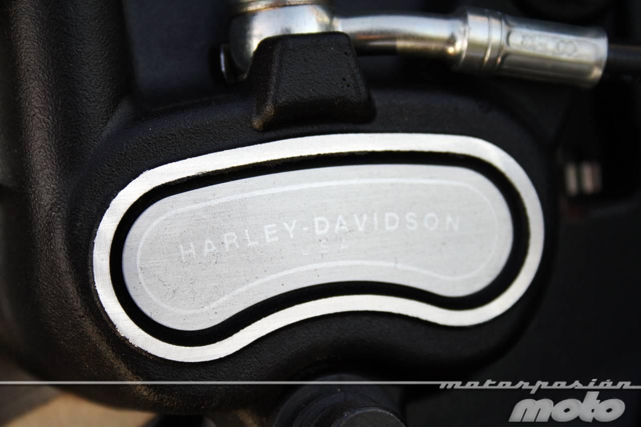 Foto de Harley Davidson DYNA Street Bob, prueba (valoración, ficha técnica y galería) (30/35)
