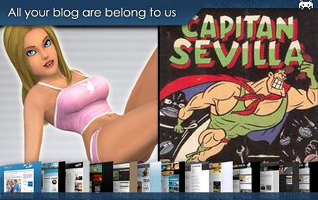 All your blog are belong to us (LII)