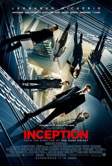 Origen Inception Cartel IMAX