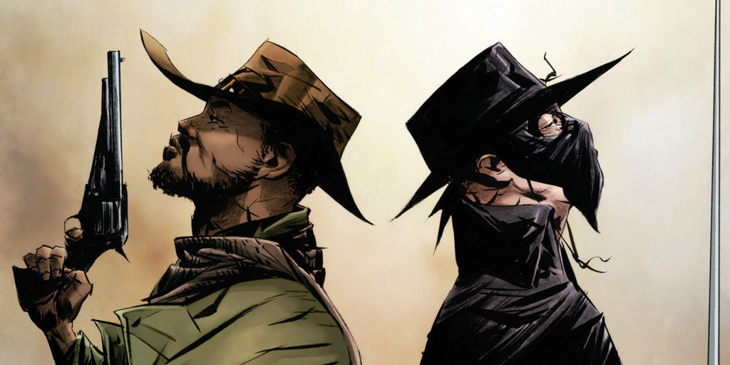 Tarantino wants to film his comic book about Django and the Fox