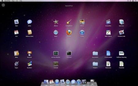QuickPick, un lanzador de aplicaciones diferente y similar a Launchpad