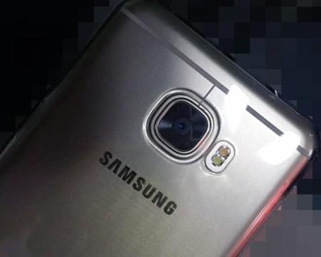 Este es el Galaxy C5, un nuevo smartphone con cuerpo metálico