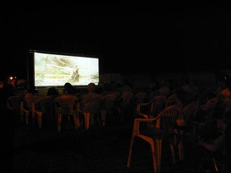 Cine verano en 'La Bombilla'