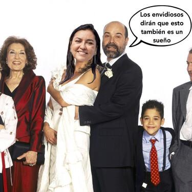 Antonio Resines se casa por sorpresa con Ana Pérez-Lorente tras 30 años de noviazgo