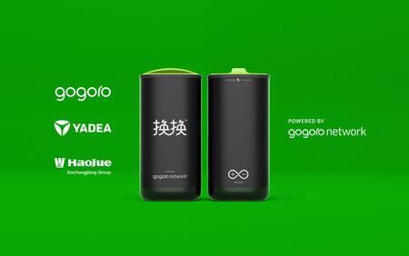 Gogoro Hh Battery Green 1pbgn Cn
