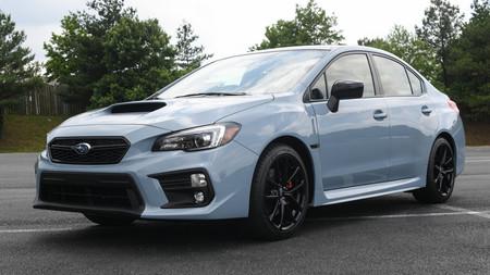 Subaru Wrx Series Gray 2018 4