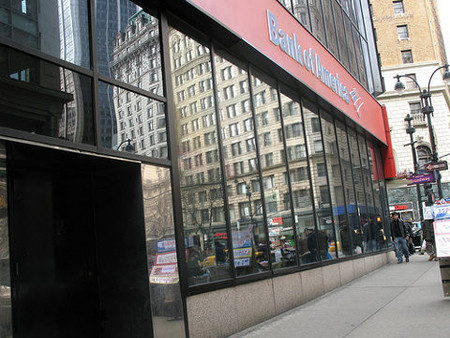 Bank of America recortará 35.000 empleos
